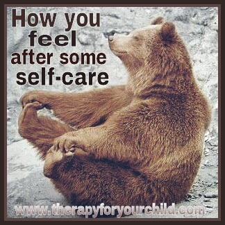 bear after self care